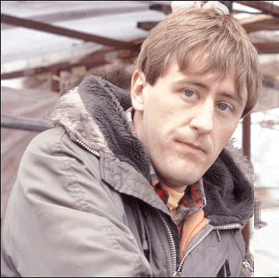 Lonely Fools And Horses - Rodney Trotter looking depressed, down and unhappy - a tv program pitch idea based on an Only Fools and Horses Spin off