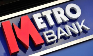Metro Bank logo - Metro Bank looks set to join the rest of Chelmsford Banks - Taken from an article by DannyUK.com