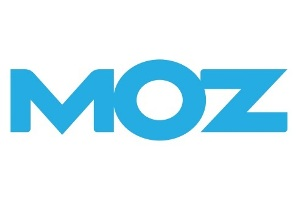Moz logo - A good way of measuring site traffic. Taken from the article Google Pagerank vs Domain Authority by DannyUK.com