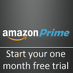 Amazon.co.uk Prime 1 month trial