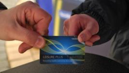 Chelmsford Leisure Plus card