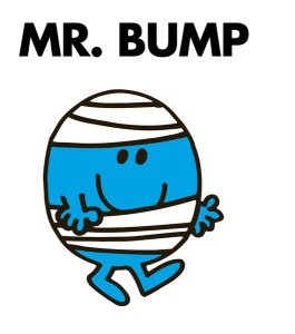 Mr Bump – Ouch!