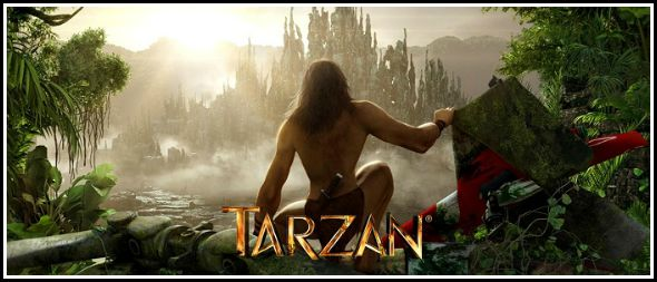Tarzan movie – Prize pack giveaway