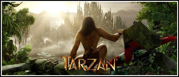 Tarzan movie – Prize pack giveaway