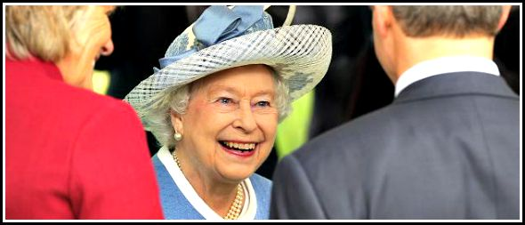 The Queen visits Chelmsford