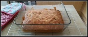 Banana Bread baked by Loz