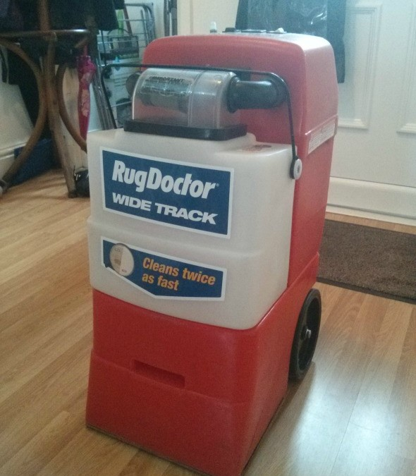 reviews on rug doctor carpet cleaning machine