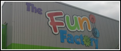 This weekend – The Fun Factory Rochford and Father's Day.