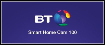 BT Smart Home Cam 100 review