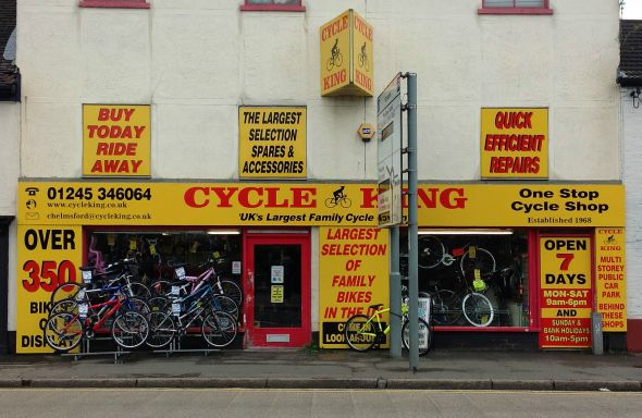 Cycle King Chelmsford