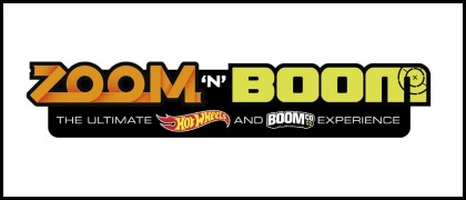 Zoom n Boom at Lakeside – Entertain the kids this Summer