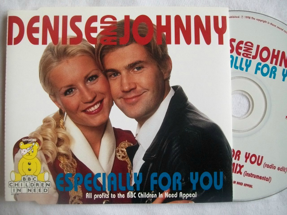 Denise and Johnny - Especially for you single. Taken from an article by DannyUK.com
