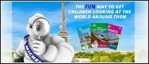 Michelin I-Spy books header