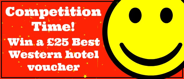 Competition – Win a £25 Best Western hotel voucher
