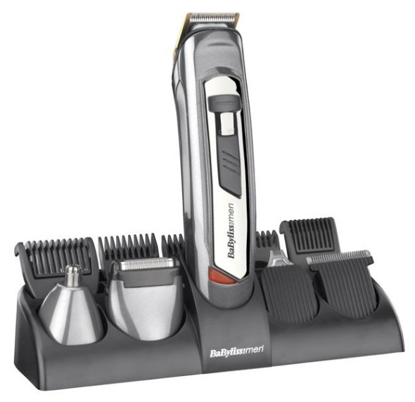 Babyliss for Men 10-in-1 grooming system