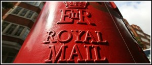 Royal Mail Taken from The Times