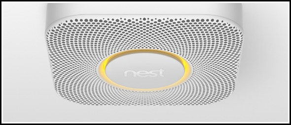 Nest Protect – Smoke & Carbon Monoxide alarm