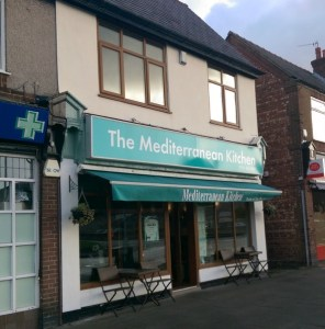 The Mediterranean Kitchen, Bebington, where I witnessed the shocking behaviour of Premier League footballers - Taken from an article by DannyUK.com