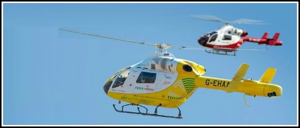 2015 Budget – Essex and Herts Air Ambulance