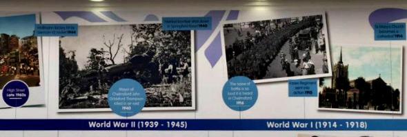 Chelmsford Timeline - Taken from DannyUK.com