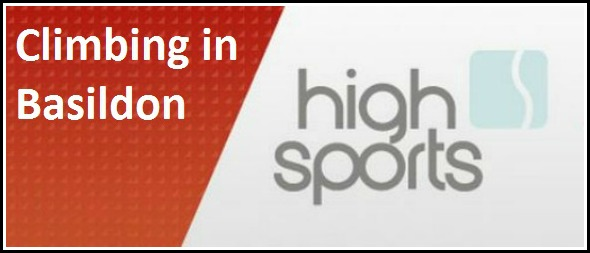 Climbing at High Sports Basildon