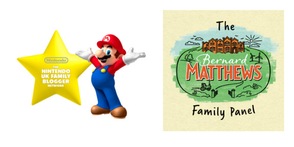 DannyUK - Part of the Bernard Matthews Family Panel and Nintendo UK Family Blogger