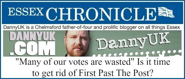 Essex Chronicle – Is it time to get rid of First Past The Post?