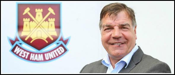 West Ham sack Allardyce