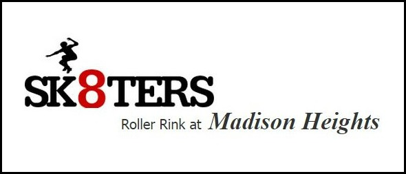 Roller skating party at Madison Heights