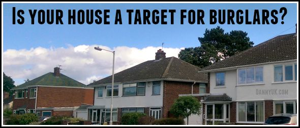Home safety – Is your house a target for burglars?
