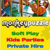 Monkey Puzzle Madison Heights Maldon –  Square logo