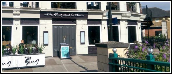 Slug and Lettuce Chelmsford opening