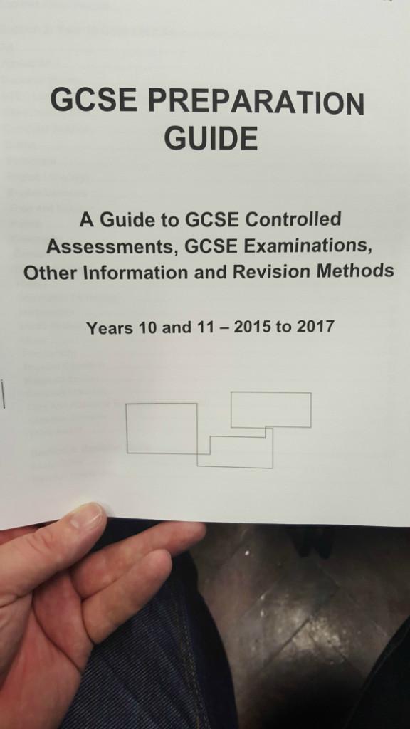 GCSE changes - GCSE preperation guide - Taken from the artlce 'GCSE changes' by DannyUK.com