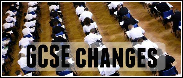 GCSE changes