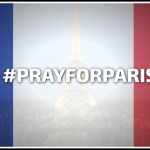 #PrayForParis and a missed minutes silence