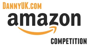 Amazon competition Facebook header - Taken from the DannyUK.com competitions page