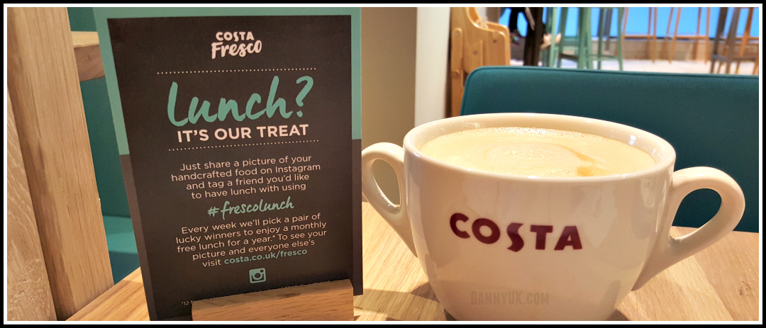 Costa Fresco – A food-led concept store from Costa Coffee