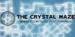 Crystal Maze tickets header – Twitter