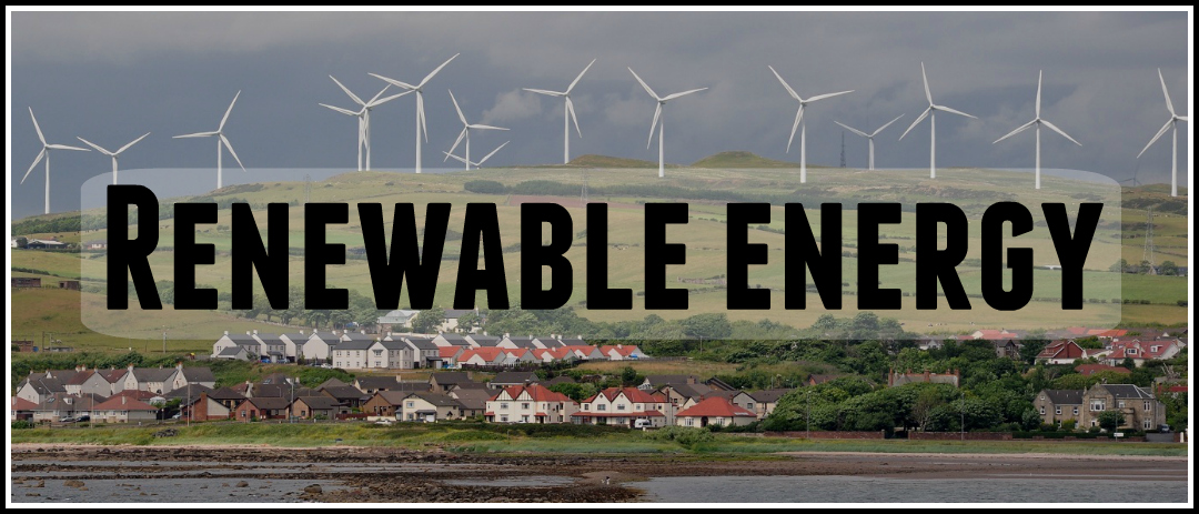 Renewable energy – Why isn't it more readily made?