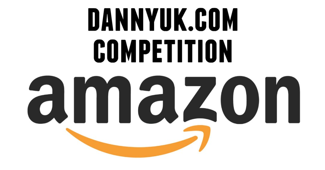 Win an Amazon voucher header Facebook - from a DannyUK.com competition