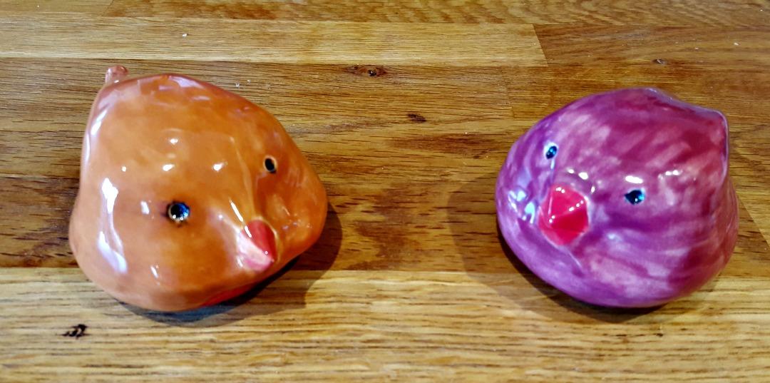 Lovebirds made by Mrs DannyUK