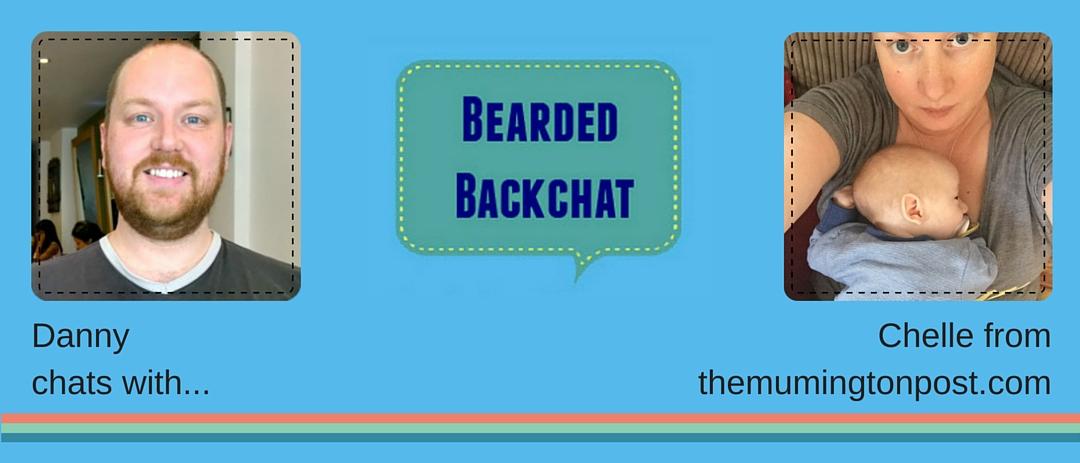 Bearded Backchat with PR Chelle McCann