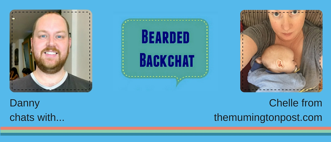 Bearded Backchat with PR Chelle McCann