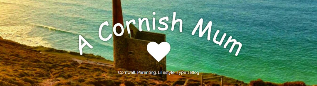 A Cornish Mum header - A blog about Type 1 diabetes, amongst other things