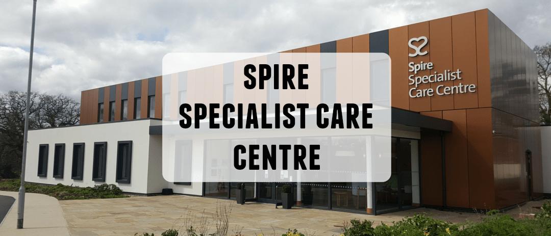 Spire Specialist Care Centre Chelmsford