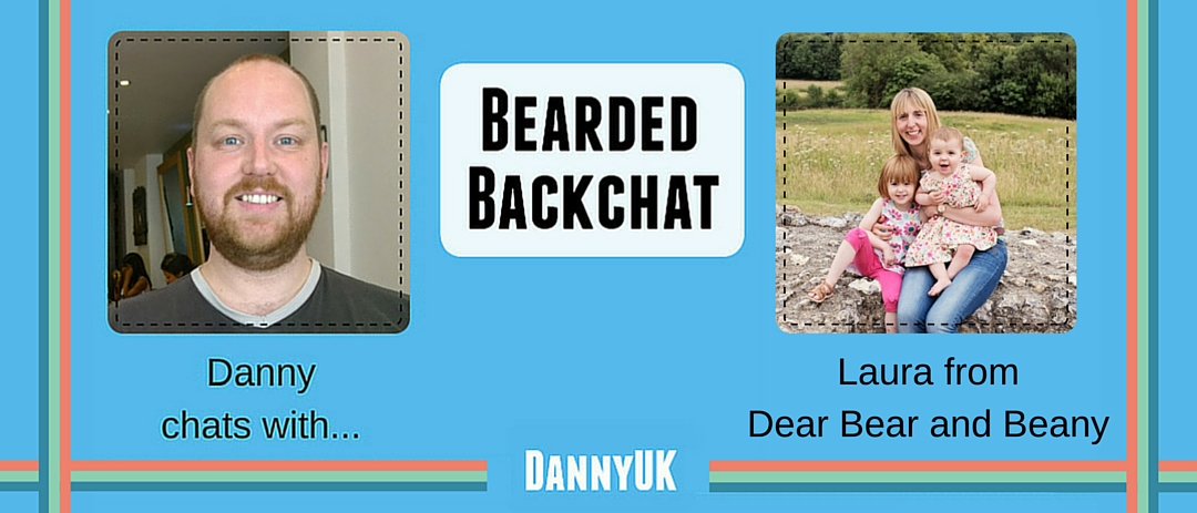 Bearded Backchat with Laura from Dear Bear and Beany