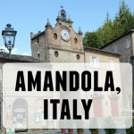A holiday for two to Amandola, Italy