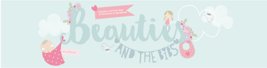 Beauty and the bibs blog header