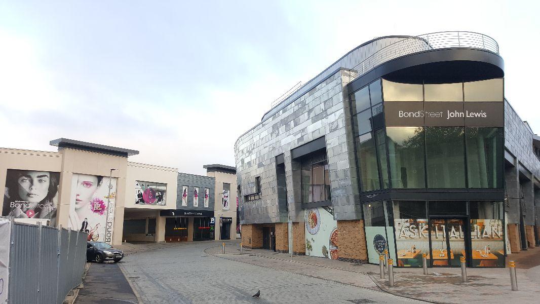 Restaurants In Chelmsford Bond Street