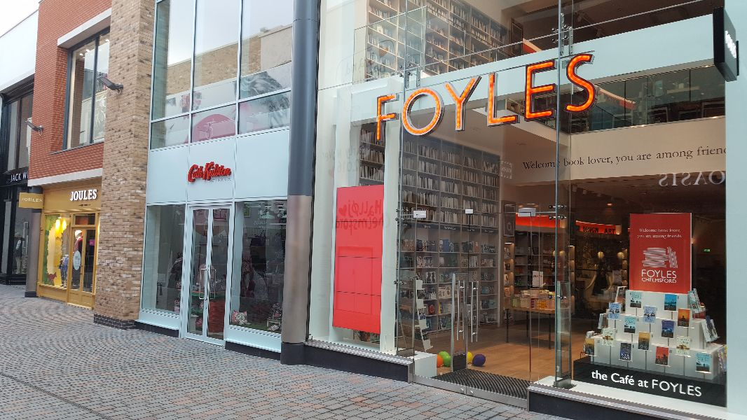Joules, Cath Kidson and Foyles open in Bond Street Chelmsford